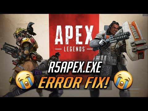 Fix r5apex.exe Application Error In Apex Legends [4 Soutions]