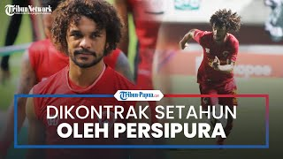 Persipura Jayapura Kontrak Hedipo Gustavo selama Setahun, Jacksen F Tiago: Tentunya Sangat Bersyukur