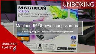 MAGINON Überwachungskamera - IPC-100 HD (DE) - Самые лучшие видео