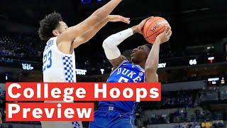 College Basketball 2018 Preview: Can Anyone Beat Duke's Freshmen?