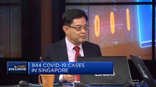 Full Interview: Singapore's Deputy Prime Minister, Heng Swee Keat | CNBC International