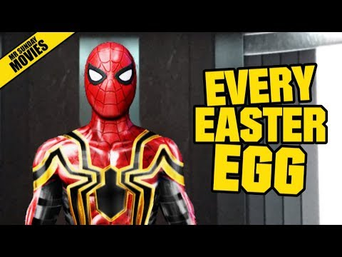 SPIDER-MAN HOMECOMING - Unknown Easter Eggs, Cameos & Post Credits