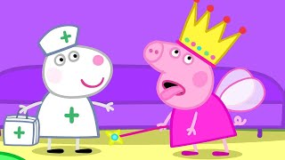 Peppa Pig Official Channel | Peppa Pig's April Fools With Mandy Mouse!