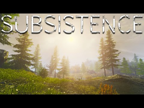 Survival Just Got More Survivally... - EP01 | Subsistence
