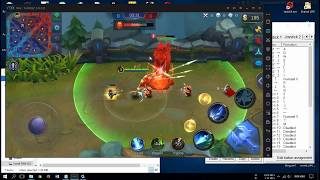 Howtosetup joystick keyboard mapping on pc mobile legends bang bang how to play mobile legends with joystick on pc windows 10 8 7 ccuart Images