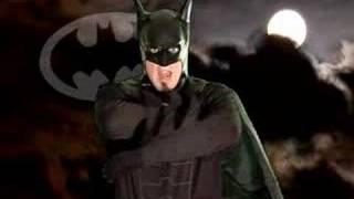 Бэтмен пародия