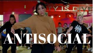 Antisocial - Ed Sheeran DANCE VIDEO | Dana Alexa Choreography