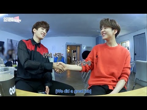 ENG SUB] GOING SEVENTEEN SPIN OFF EP 09 - blue fever - Video