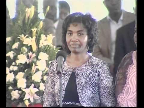 The wife to the Late Senator Otieno Kajwang talks about their love