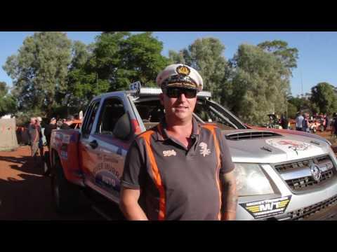 2017 ARB Stackpoole 400: Interview with Darren Vanderwoude