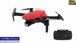 11S WiFi FPV Low Budget 8K Camera Drone – Just Released !