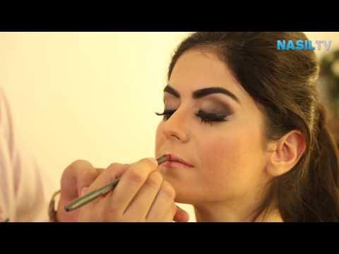 Türkan Şoray dudak makyajı nasıl yapılır?