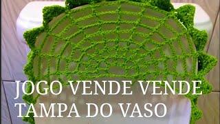 PARTE FINAL-JOGO VENDE VENDE *TAMPA DO VASO*