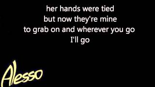 Alesso ft. Matthew Koma - Years (radio edit)   LYRIC VIDEO