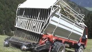 preview picture of video 'Bergbauern in Südtirol einen Tag aus dem Leben der Bergbauernbrüder Franz+Hermann'
