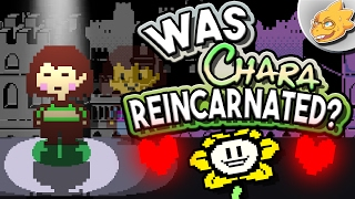 Could Frisk Be Chara Reincarnated? Undertale Theory | UNDERLAB