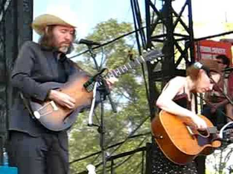 Orphan Girl - Gillian Welch and David Rawlings - ACL Fest 2008