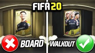 *NEW* FIFA 20 PACK ANIMATIONS EXPLAINED!!😱 (HOW TO TELL)
