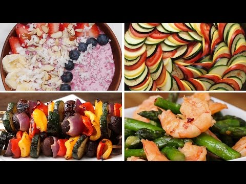 Video 7 Healthy Recipes For The New Year
