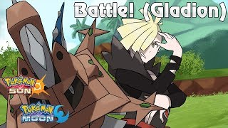 Battle! (Gladion) WITH LYRICS - Pokémon Sun & Moon/Super Smash Bros Ultimate Cover