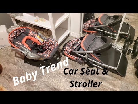 Assemble Baby Trend Car Seat And Stroller