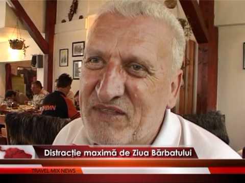 DISTRACTIE MAXIMA DE ZIUA BARBATULUI