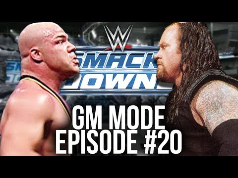 WWE SVR 2007 GM Mode Episode #20 - QUALIFYING MATCHES!