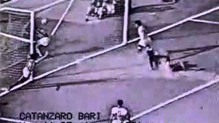 Archivio Bari Calcio - Catanzaro-Bari 1-0 1970-1971 Mammì (spareggio promozione)