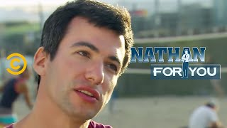 Nathan For You - Caricature Artist - Uncensored