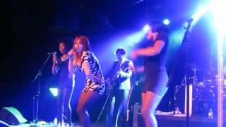 "Chantal Claret Performs ""Real Girls"" at Vinyl inside Hard Rock Hotel"