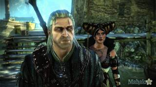 The Witcher 2 - Walkthrough 014 - The Kayran - Part 1 [PC HD]