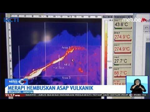 Kembali Erupsi, Gunung Merapi Luncurkan Awan Panas & Guguran Lava - SIS 20/06