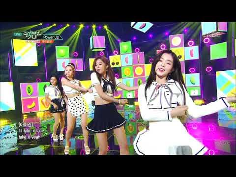뮤직뱅크 Music Bank - Power Up - 레드벨벳(Red Velvet).20180817