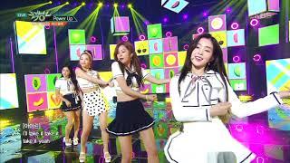 뮤직뱅크 Music Bank   Power Up   레드벨벳(Red Velvet).20180817