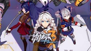 Honkai Impact (崩坏3) Gameplay 3D Anime Action RPG (Mobile)