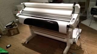 LAMINATEUR Q1400 COLD EXCELAM GMP 140 Cm