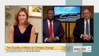 An interview on Nevis Geothermal