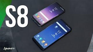 Samsung Galaxy S8 y S8+, ¿mejor teléfono del año?