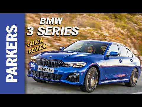 BMW 3 Series Quick Review | The best mid-size saloon?