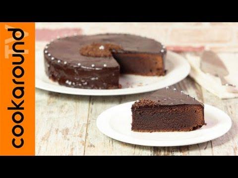 Torta morbida al cioccolato fondente / Ricette dolci al cioccolato