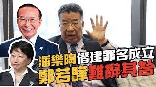 潘樂陶僭建罪名成立,鄭若驊難辭其咎 2019-4-23《熊出沒注意》