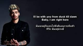 Dusk Till Dawn – Zayn featuring Sia + Thaisub