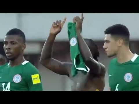 Nigeria 3 - 1 Algeria Highlights