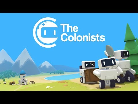 The Colonists - Coming Soon thumbnail