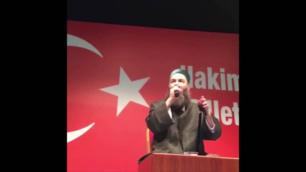Bir Gece Nöbet Tutan Kişi Ne Kadar Günahı Olsa da Cennetliktir. - Cübbeli Ahmet Hocaefendi