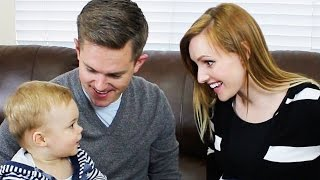 Baby Name Reveal!! (Ellie and Jared)