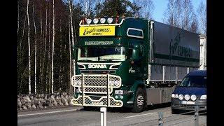 Slideshow With Trucks 383 Full HD 1080P