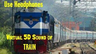 5d sound effects headphone train - Thủ thuật máy tính - Chia sẽ kinh