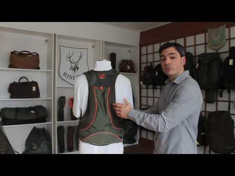 Жилет-рюкзак Riserva Video #1