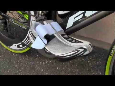 Shimano SH-TR52 Tri Shoes Review